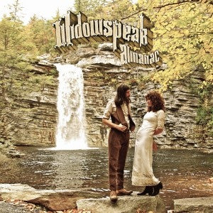 Widowspeak - Almanac (LP, Album) - NEW