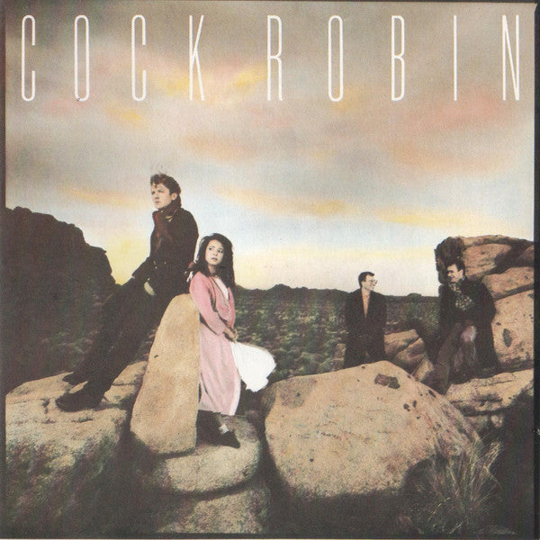 Cock Robin - Cock Robin (CD, Album) - USED