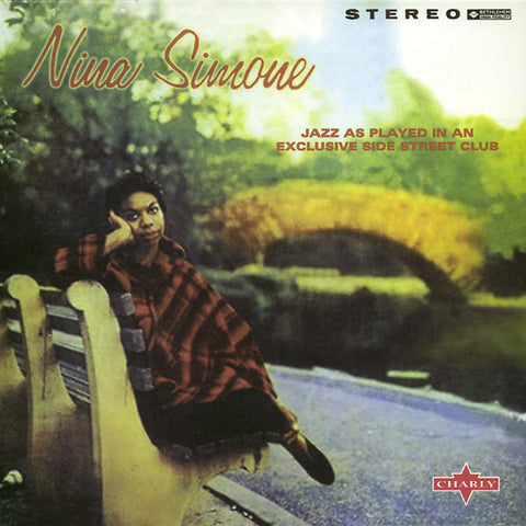 Nina Simone - Jazz As Played In An Exclusive Side Street Club (CD, Album, RE, RM, min) - USED