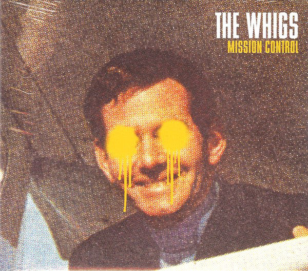 The Whigs - Mission Control (CD, Album) - USED