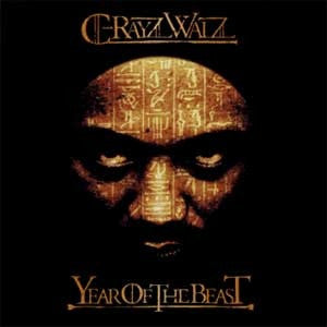 C-Rayz Walz - Year Of The Beast (CD + DVD) - NEW