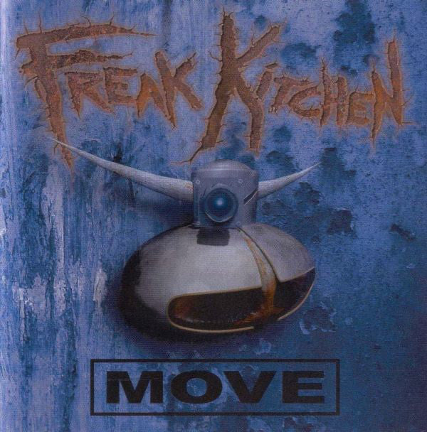 Freak Kitchen - Move (CD, Album) - USED