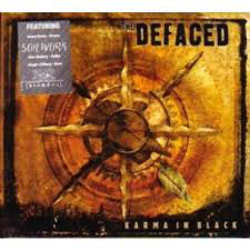 The Defaced - Karma In Black (CD, Album) - USED