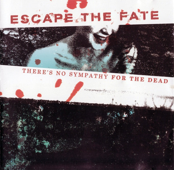 Escape The Fate - There's No Sympathy For The Dead (CD, EP) - USED