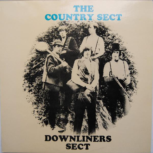 Downliners Sect - The Country Sect (LP, RE) - USED