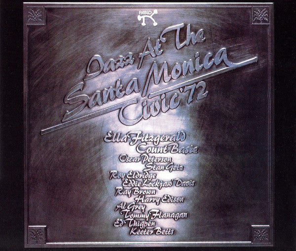 Various - Jazz At The Santa Monica Civic '72 (3xCD) - USED