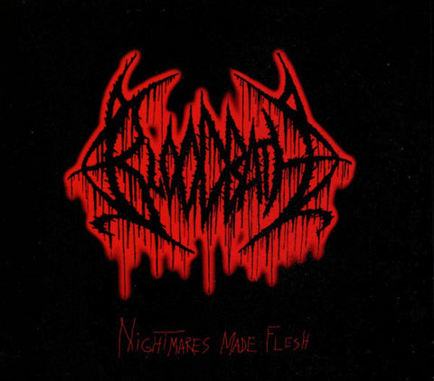 Bloodbath - Nightmares Made Flesh (CD, Album, Sli) - USED