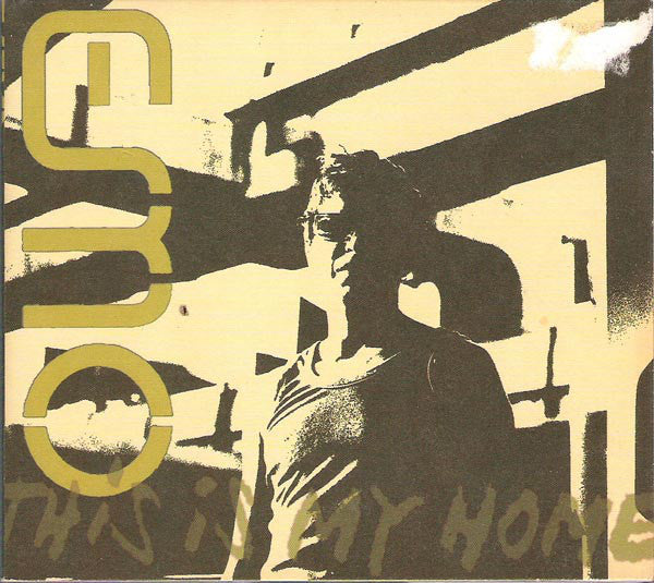 EMO - This Is My Home (CD, Album, Dig) - NEW
