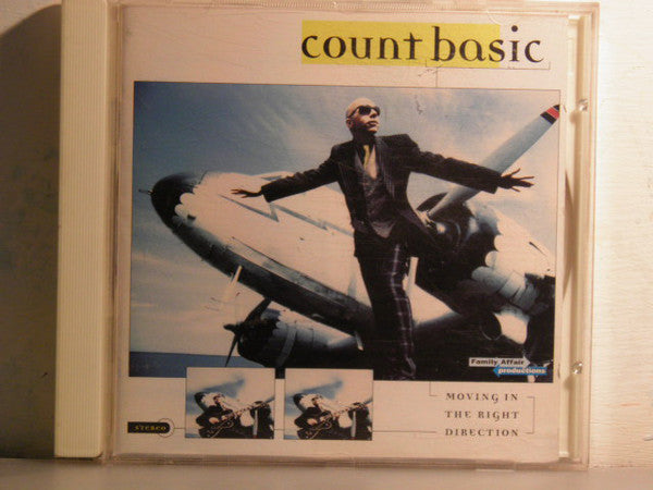 Count Basic - Moving In The Right Direction (CD, Album) - USED