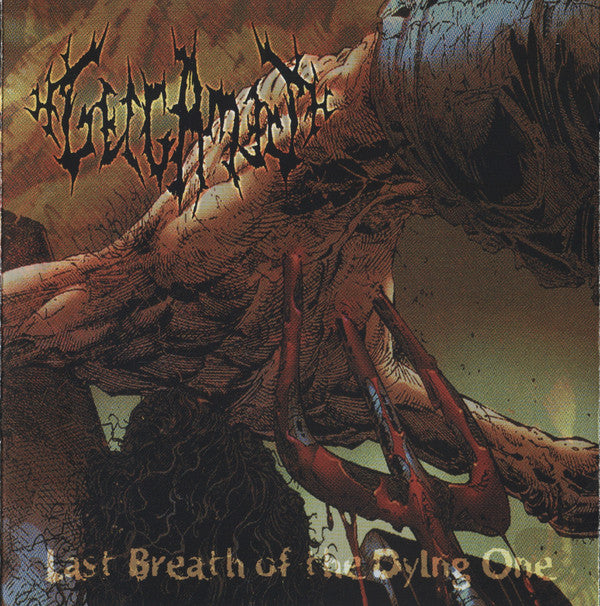 Gelgamesh - Last Breath Of The Dying One (CD, Album) - USED