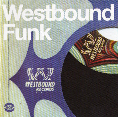 Various - Westbound Funk (CD, Comp) - USED