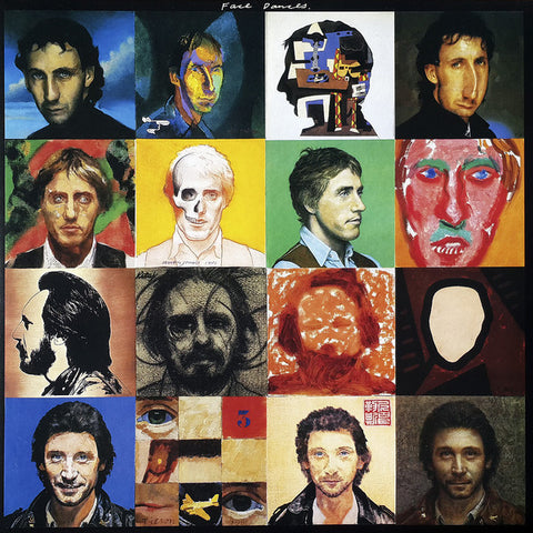 The Who - Face Dances (LP, Album, RE) - USED