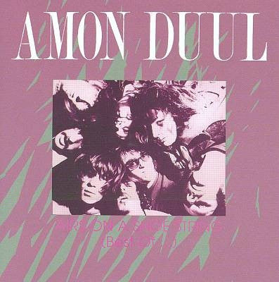 Amon Duul* - Airs On A Shoe String (Best Of) (CD, Comp, RE) - NEW