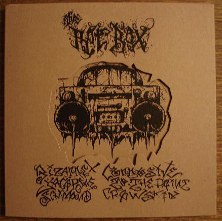 "Various - The Rot Box (3x7"", Box) - USED"