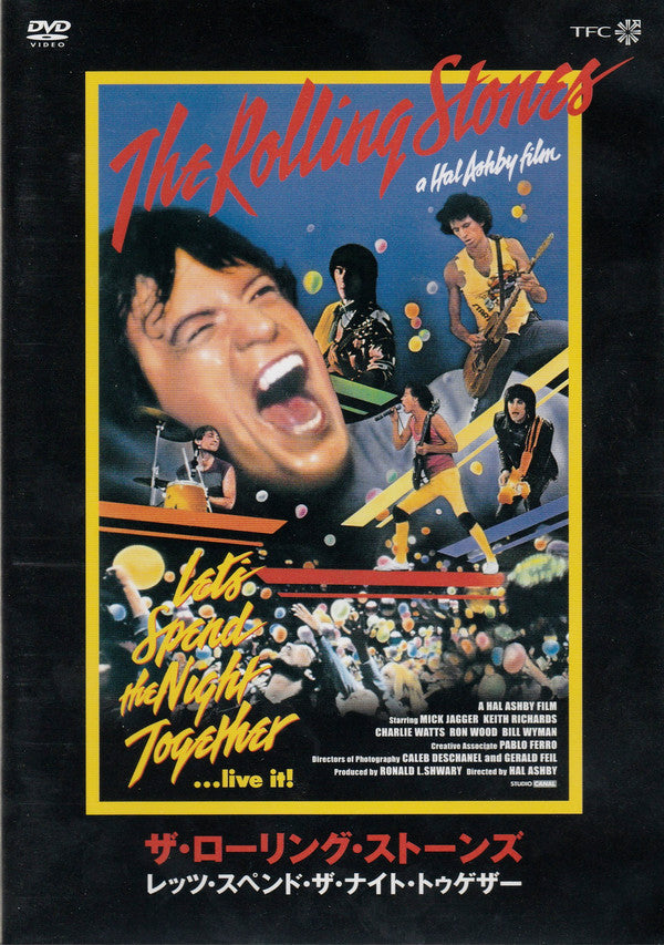 The Rolling Stones - Let's Spend The Night Together (DVD-V) - USED