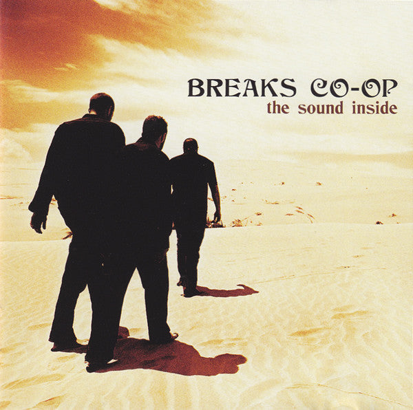 Breaks Co-Op - The Sound Inside (CD, Album) - USED