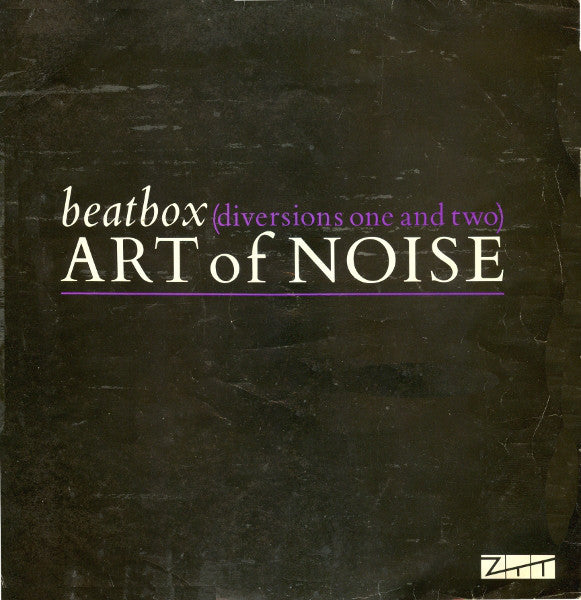 "Art Of Noise* - Beat Box (12"", Single, Pic) - USED"