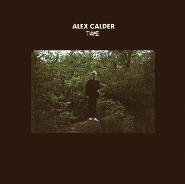 "Alex Calder (2) - Time (12"", EP) - NEW"