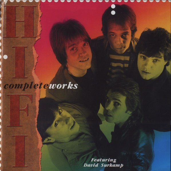 Hi-Fi (2) - Complete Works (CD, Comp) - USED