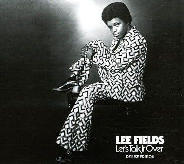 Lee Fields - Let's Talk It Over (CD, Album, Dlx) - NEW