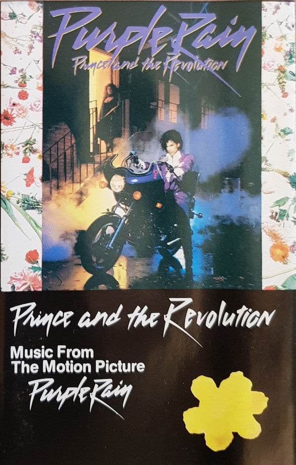 Prince And The Revolution - Purple Rain (Cass, Album) - USED