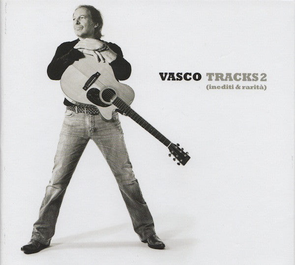 Vasco Rossi - Tracks 2 (Inediti & Rarità) (CD, Album + DVD-V) - USED