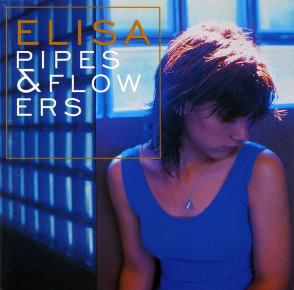 Elisa - Pipes & Flowers (CD, Album) - USED