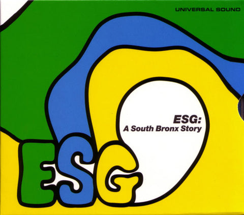 ESG - A South Bronx Story (CD, Comp, RM) - USED
