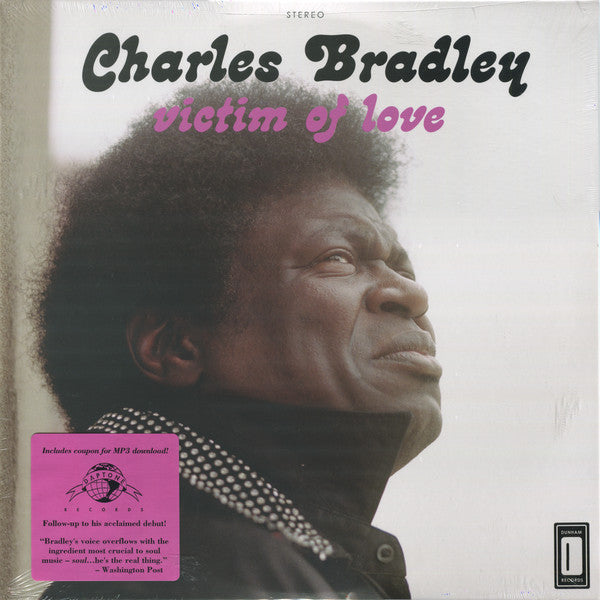 Charles Bradley Featuring Menahan Street Band - Victim Of Love (LP, Album) - NEW