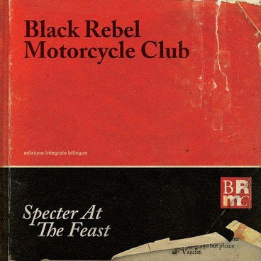 Black Rebel Motorcycle Club - Specter At The Feast (CD, Album) - NEW