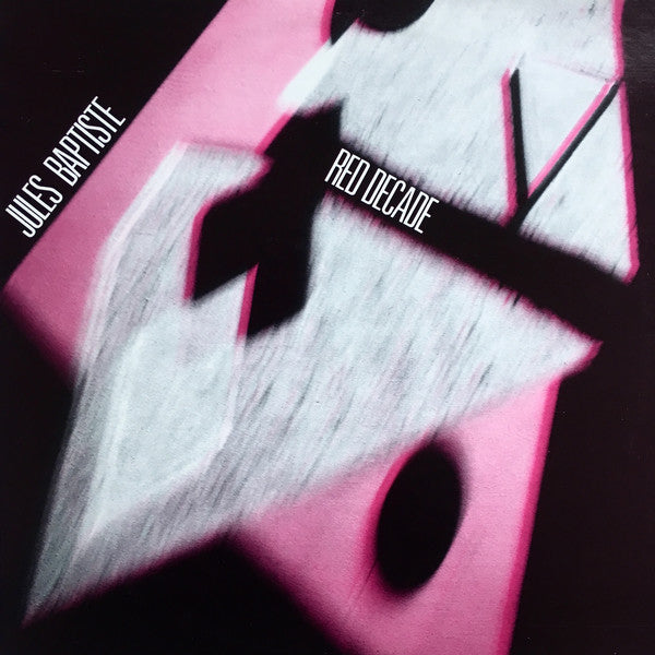 "Jules Baptiste / Red Decade - Native Dance (12"", EP) - USED"