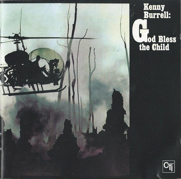 Kenny Burrell - God Bless The Child (CD, RE, Album, RM) - USED