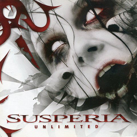 Susperia - Unlimited (CD, Album) - USED