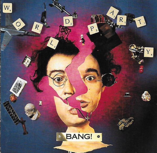 World Party - Bang! (CD, Album) - USED