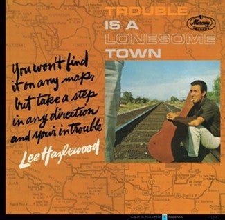 Lee Hazlewood - Trouble Is A Lonesome Town (2xLP, Album, Mono, RE, Ltd) - NEW
