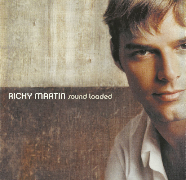 Ricky Martin - Sound Loaded (CD, Album) - USED