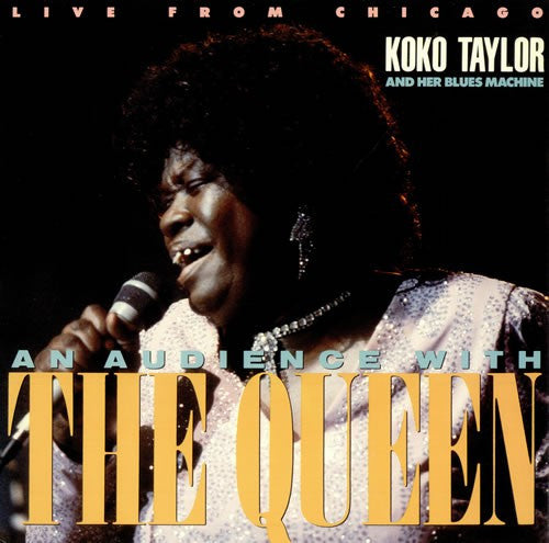 Koko Taylor - An Audience With The Queen (LP) - USED