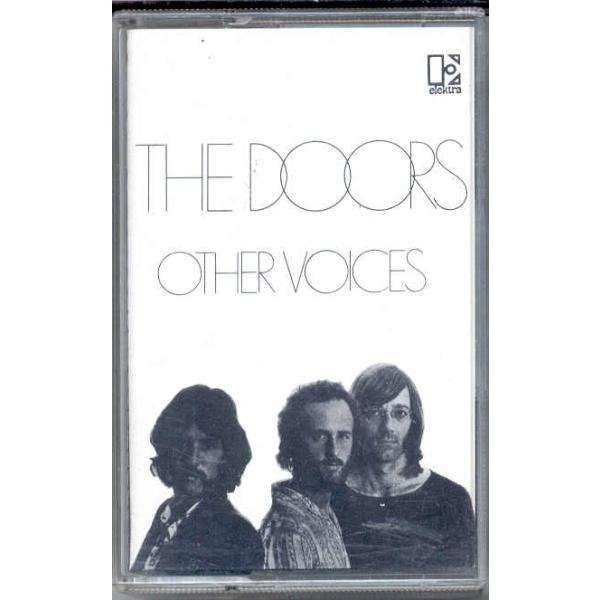 The Doors - Other Voices (Cass, Album) - NEW