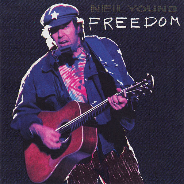 Neil Young - Freedom (CD, Album) - USED