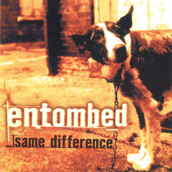 Entombed - Same Difference (CD, Album, Ltd) - USED