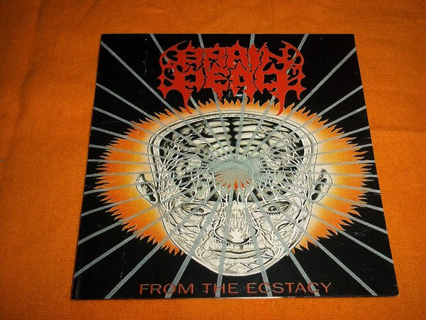 Brain Dead (9) - From The Ecstacy (CD, Album, Ltd) - USED