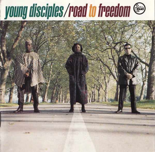 Young Disciples - Road To Freedom (CD, Album) - USED
