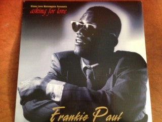 Frankie Paul - Asking For Love (LP) - USED