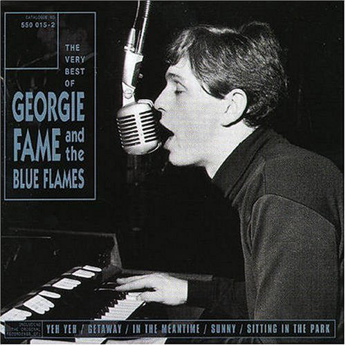 Georgie Fame And The Blue Flames* - The Very Best Of (CD, Comp) - USED
