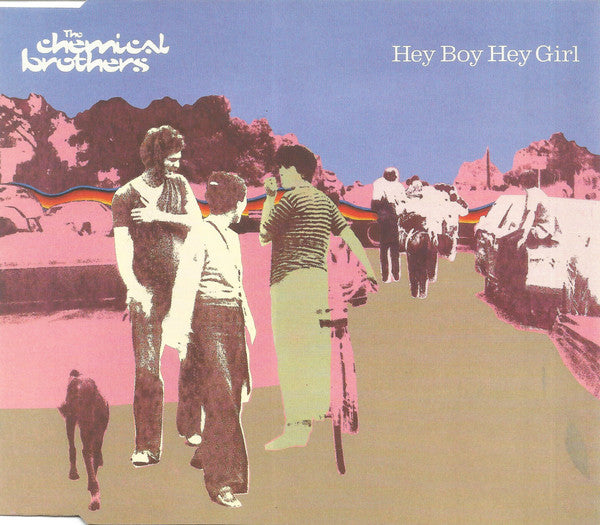 The Chemical Brothers - Hey Boy Hey Girl (CD, Single) - USED