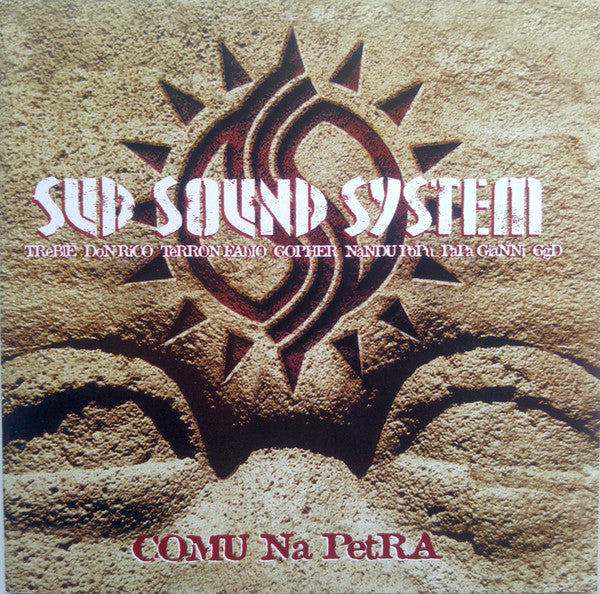 Sud Sound System - Comu Na Petra (CD) - USED