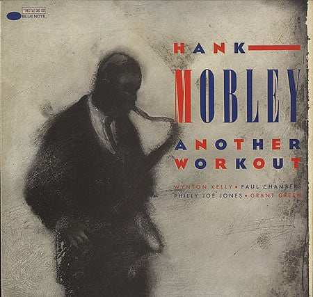 Hank Mobley - Another Workout (LP, Album, RM) - USED