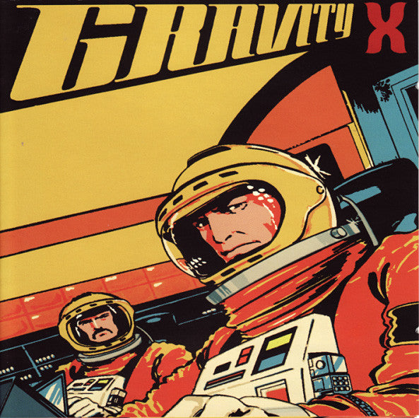 Truckfighters - Gravity X (CD, Album) - USED