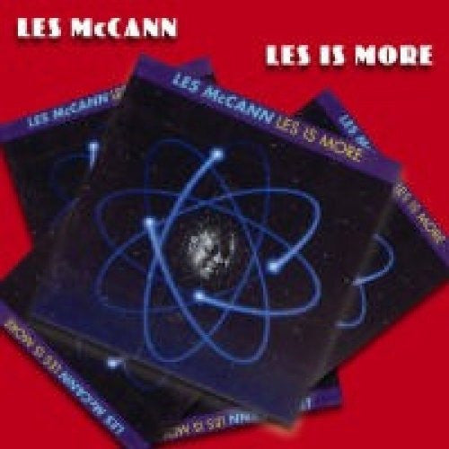 Les McCann - Les Is More (CD, Album) - USED