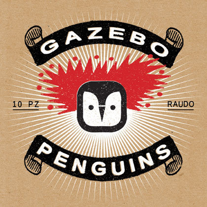 Gazebo Penguins - Raudo (CD, Album) - USED